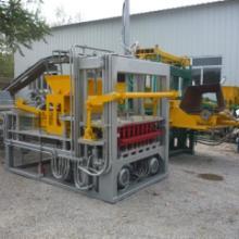 供应瑞达草坪砖制砖机建筑垃圾制砖机水泥制砖机免烧制砖机免托板制砖机图片