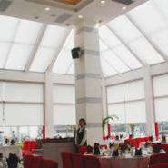 天棚帘遮阳大型办公楼顶遮阳去哪里图片