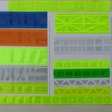 供应反光PVC晶格条反光晶格带反光晶格条反光PVC包边条厂批发