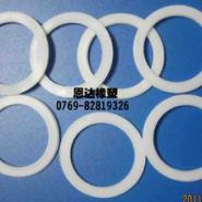 铁氟龙螺丝垫片PTFE螺丝垫圈图片