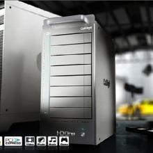 供应16T磁盘阵列卡迪特8盘位PCI-E RAID磁盘阵列批发