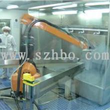供应顺德火车玩具机器人喷涂设备专业生产厂家