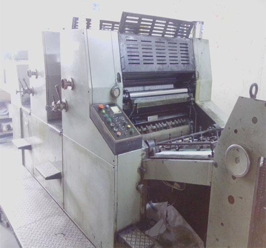 供应二手平版印刷机进口申报流程