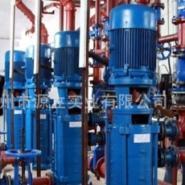 源立管道增压泵多级离心泵图片