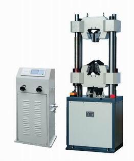 供应WE-100B液晶数显式万能试验机