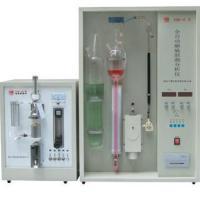 重庆供应NQR-4C全自动碳硫联测分析仪,成都红外碳硫元素分析仪符合GB223.69-2008