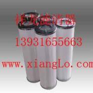 静电喷涂设备上面用的除尘滤芯厂家图片
