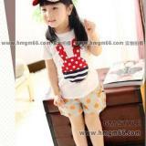 供应韩版儿童服装批发时尚儿童T恤批发