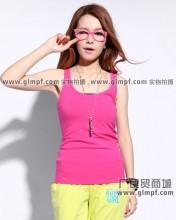 供应韩版女式背心批发新款女装吊带背心