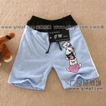 供应热卖童装短裤批发时尚童装短裤