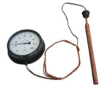 供应压力式温度计