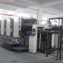 供应二手平版印刷机如何进口--拓宝公司