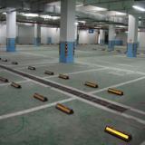 供应车轮挡车胶安装/停车场车轮定位器安装