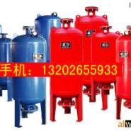 广州消防专用隔膜式气压罐供应厂家图片