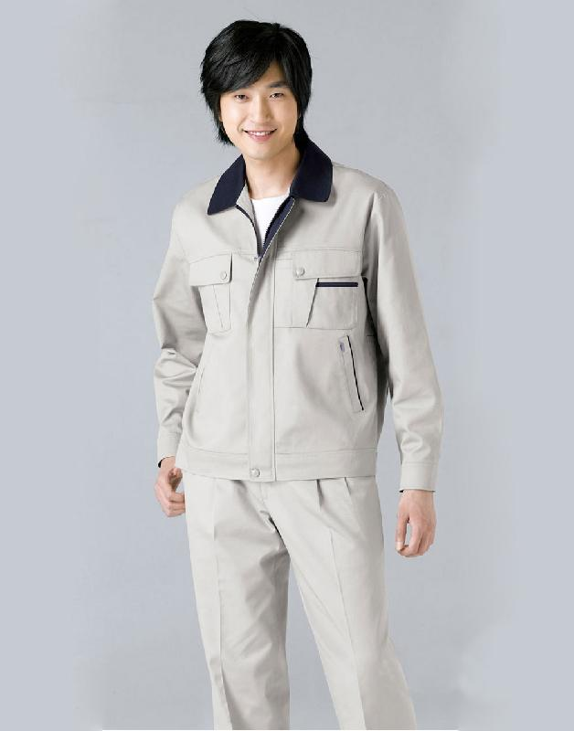 华菲/定做工装夹克,长袖夹克套装,工厂工装夹克,企业夹克工装,华菲图片