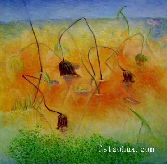 抽象画图片 抽象画样板图 西方抽象画 上海抽象油画 厦门...