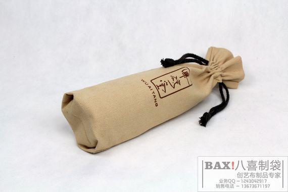 亚麻茶叶袋茶杯袋纯棉小茶叶袋定做销售