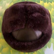 !供应羊剪绒安全帽【!!安全帽系列产品:棉安全帽+真皮棉安全帽】批发