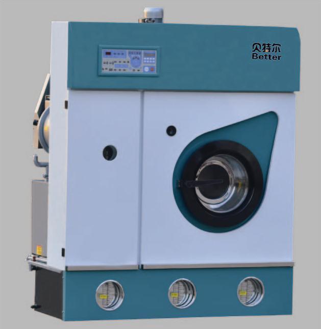 供应全自动双缸石油干洗机保定干洗机