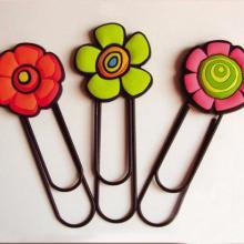供应花朵回形针