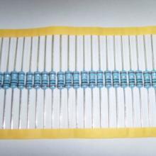 供应1Ω金属膜电阻1/2W