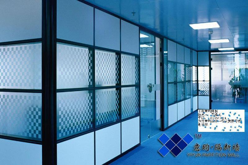 玻璃隔断墙效果图 装信通网效果图大全