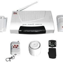 供应远距离GSM无线移动网络报警器防盗器红外探测器报警锁批发