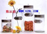 供应高档玻璃制品玻璃瓶专业出口玻璃瓶