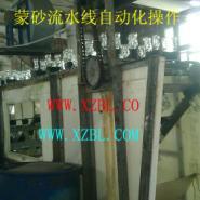 自动化流水线蒙砂玻璃瓶-日产量大/价格低/质量优