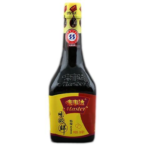 380ml毫升广东味事达酱油方瓶