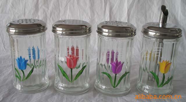 义乌调料瓶玻璃瓶生产/玻璃瓶供货