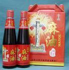 徐州小磨芝麻油玻璃瓶外包装生产 小磨芝麻油瓶 芝麻油玻璃瓶 玻璃瓶外包装 报价