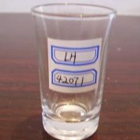 啤酒促销玻璃杯生产厂家出厂报价