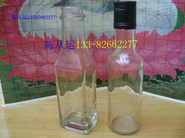 100ml茶籽油橄榄油玻璃瓶价格