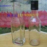 100ml茶籽油橄榄油玻璃瓶价格图片