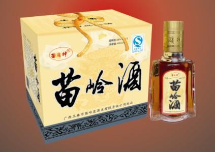 125保健酒瓶徐州玻璃瓶厂价格
