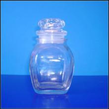 供应玻璃瓶厂定做玻璃制品玻璃瓶罐瓶盖来样设计开模也可带磨具加工批发