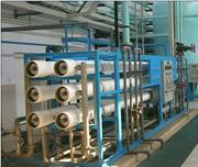 供应水性涂料生产纯水设备