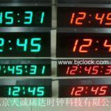 供应NTP子母钟-IP子母钟-wifi子母钟