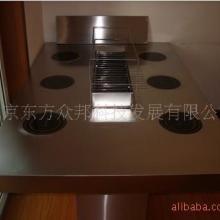 供应优冠牌小火锅烧烤桌木炭自动烧烤机