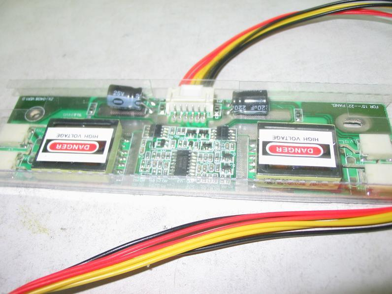 供应液晶高压板/高压条/高压板/四灯