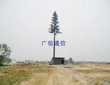 供应环境仿生塔