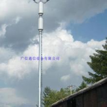 供应广州专业生产集束独管塔通讯塔厂家图片