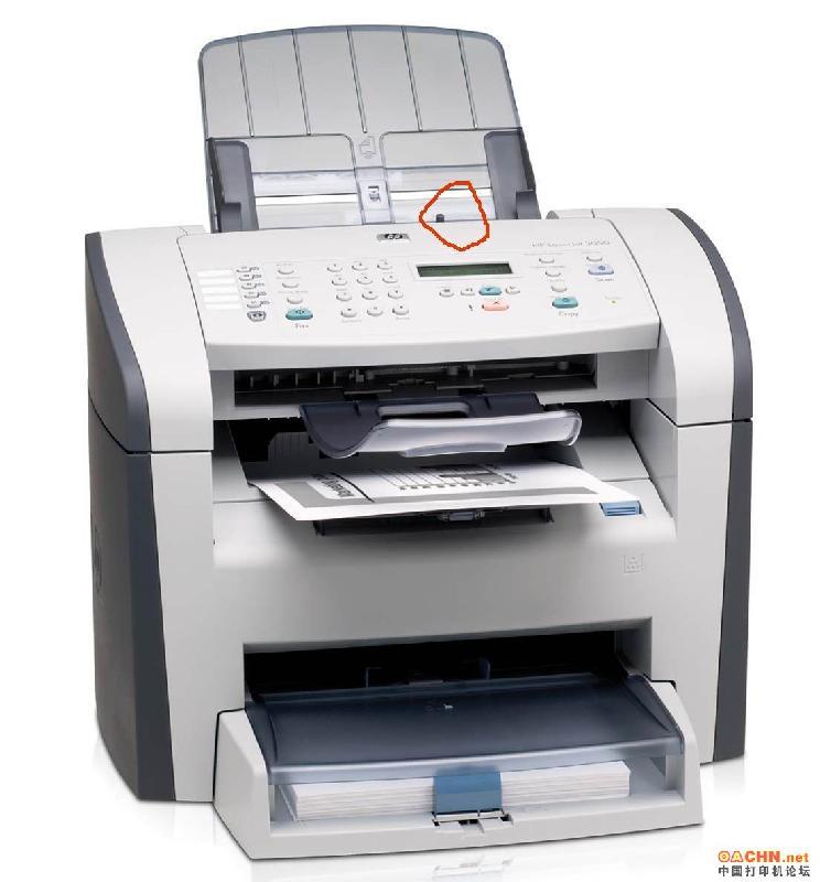 南京惠普3050打印机维修中心图片
