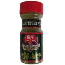 供应批发胡椒粉特价黑胡椒粉68g海南名牌烧烤面食汤料调料批发