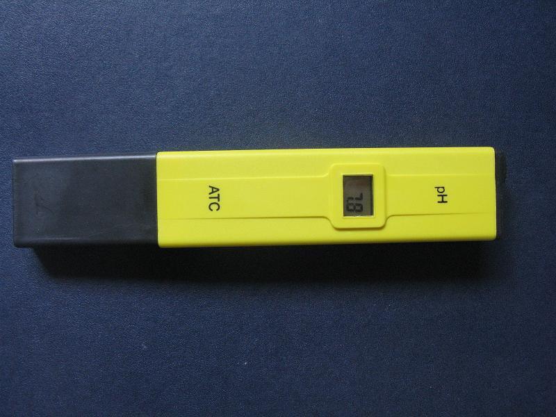 杭州购买笔式ph计/酸度计图片