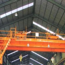 供应QE型电动双梁桥式起重机 珠海QE型电动双梁桥式起重机厂家图片
