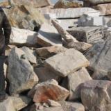 供应河南大理石矿山废石料基地
