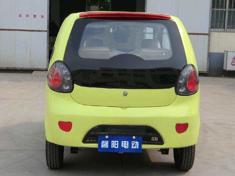 2010北京车展 奇瑞瑞麒m3电动车独家解析_新   奇瑞 瑞麒高清图片