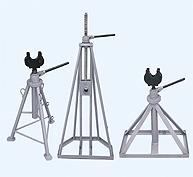 供应电缆轴支架电缆放线架